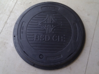 Rovasco - P600B Plastic manhole cover