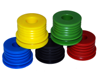 Polyamide pulleys