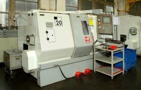 CNC soustruhy, HAAS SL-20 TB, Strojtex